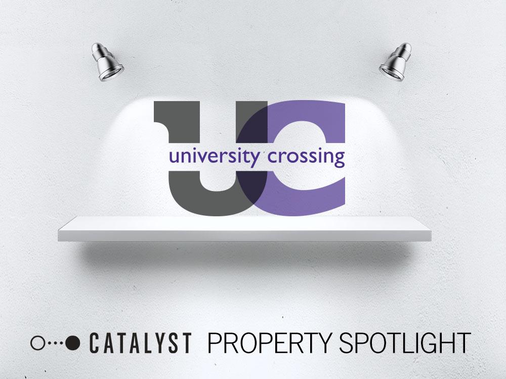 Property Spotlight: University Crossing