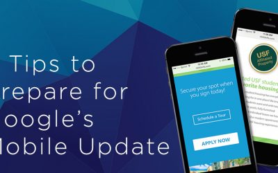 How Apartments Can Prepare for Google's Mobile Update