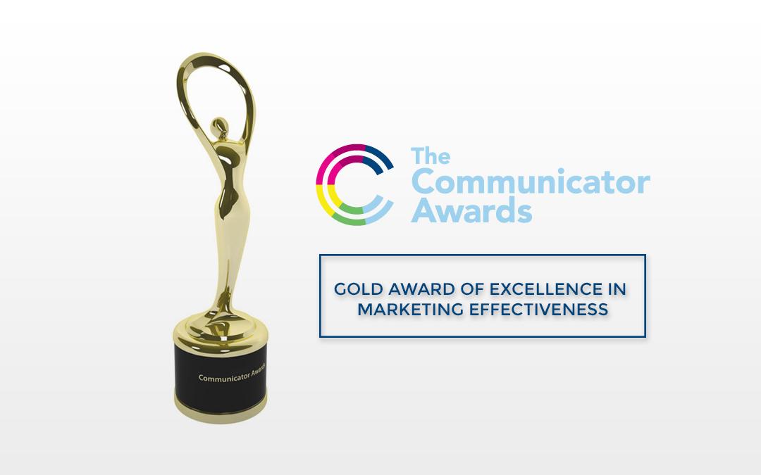 Catalyst Awarded Highest Honor at 21st Annual Communicator Awards