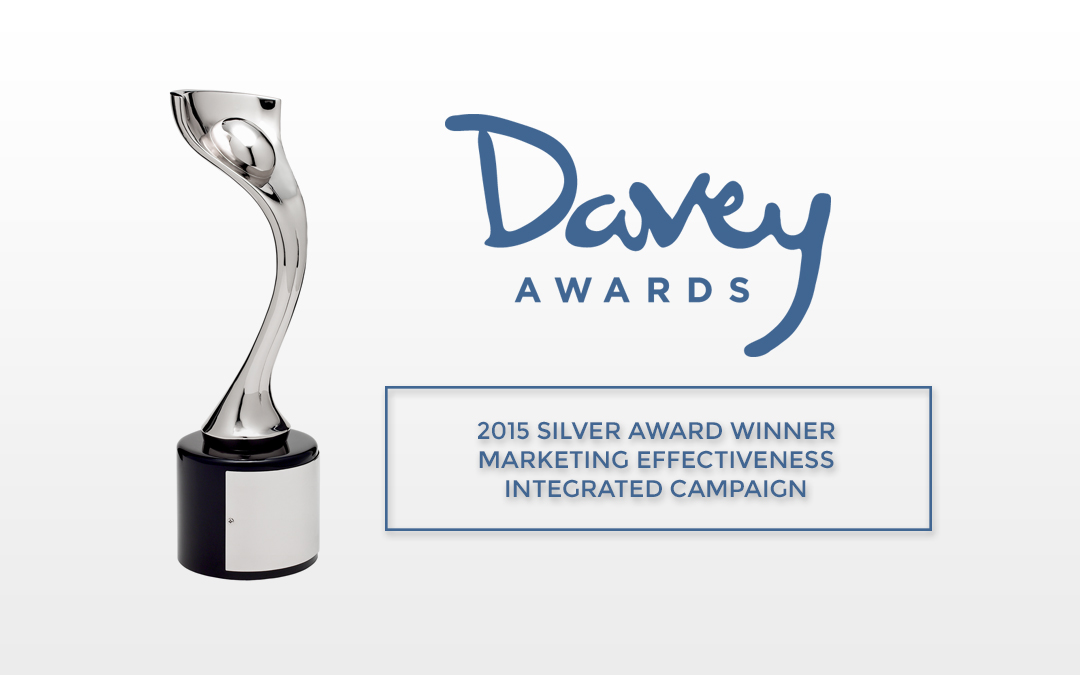 Catalyst Wins Silver for Marketing Effectiveness in 2015 Davey Awards