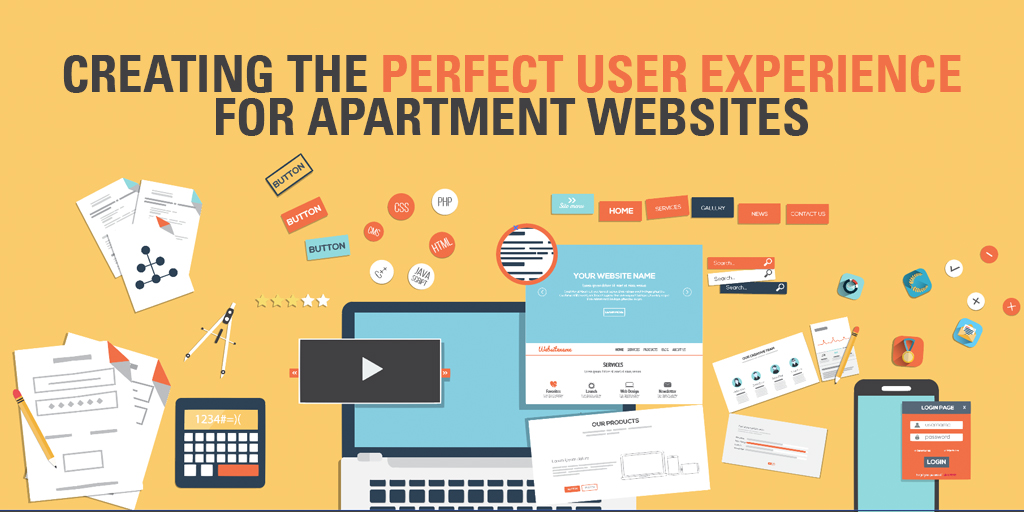 Creating the Perfect User Experience for Apartment Websites