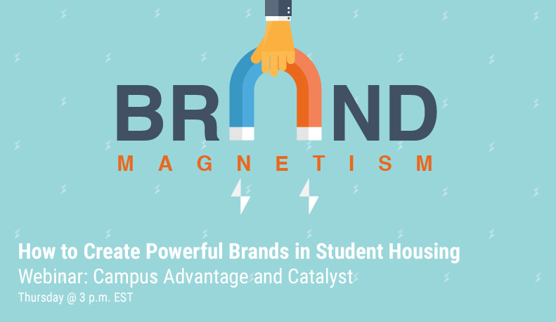 Brand Magnetism: NAA Student Housing Conference & Exposition Talk
