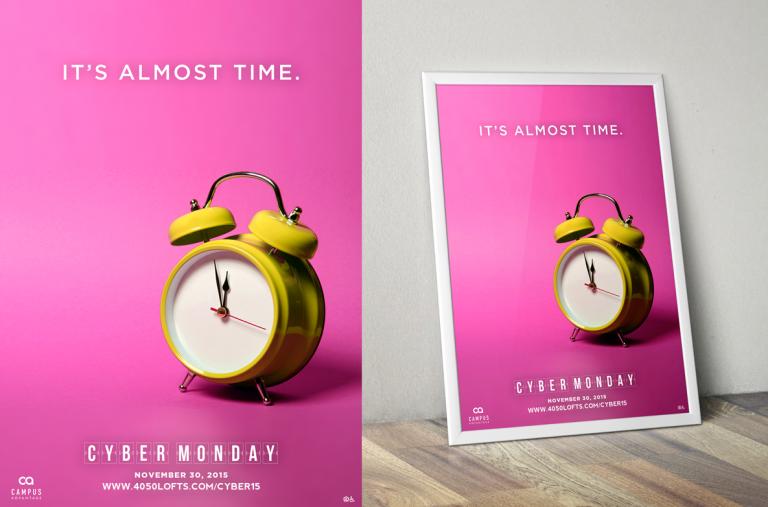 Cyber Monday 2015 Campaign