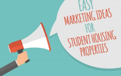 Guerrilla Marketing/Easy Marketing Ideas for Student Housing Properties