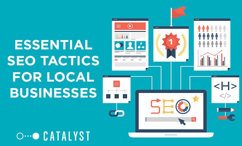 Essential SEO Tactics for Local Businesses