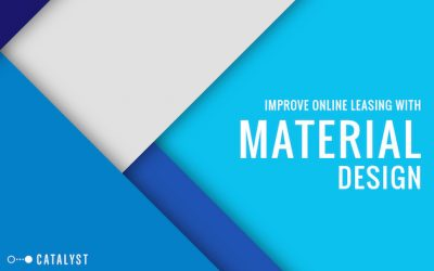 How Material Design and UX Can Improve Online Leasing