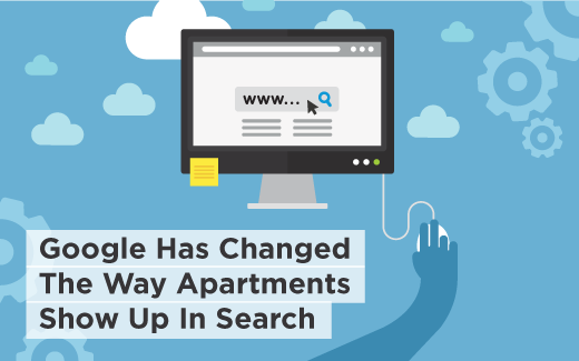 Two Big Changes to Apartment Results in Google Search