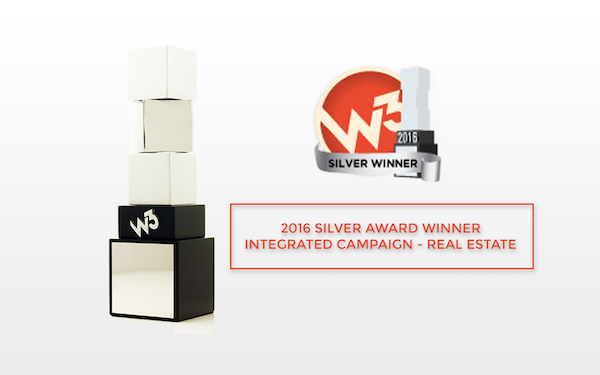 Catalyst Wins W3 Award for Creative Excellence