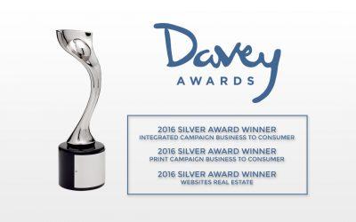 Catalyst Wins Three Davey Awards