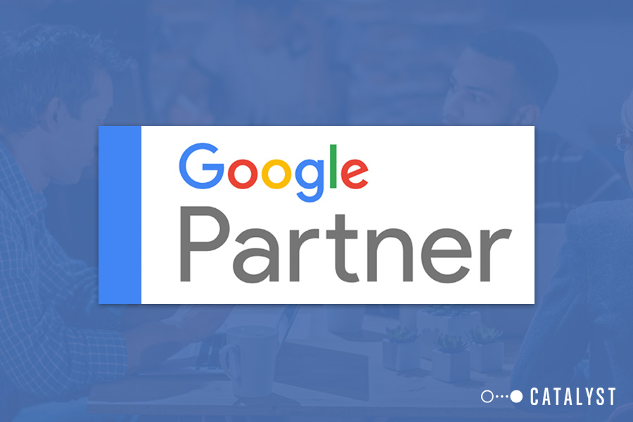 Catalyst Adds to its Google Partner Status