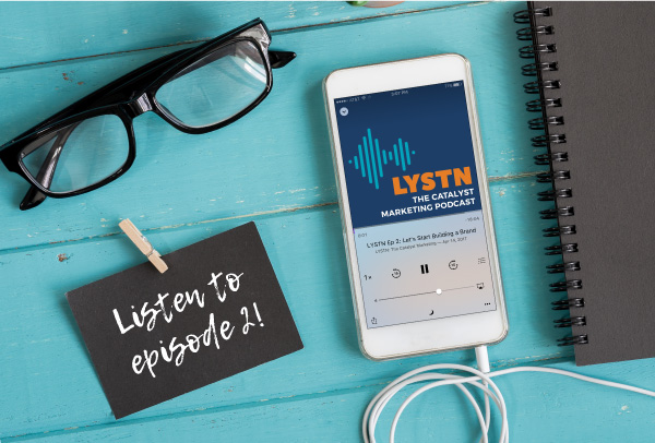 LYSTN Podcast Episode 2: Let's Start Building A Brand