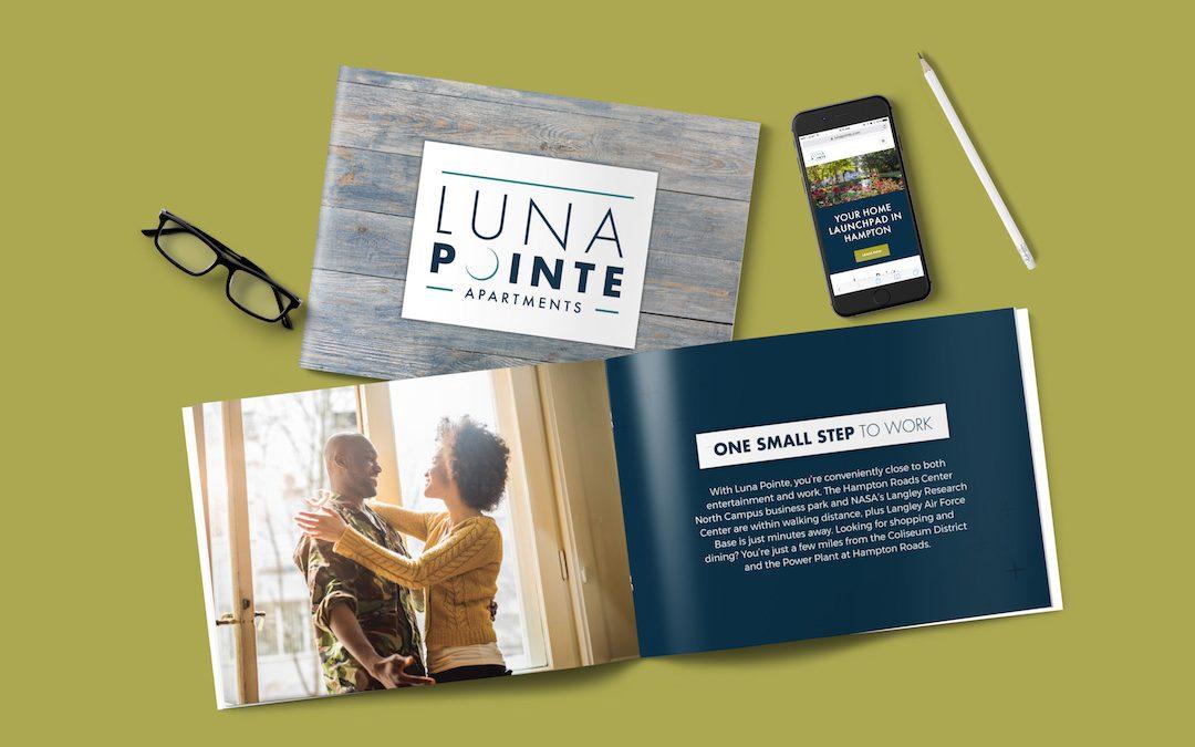 Case Study: Luna Pointe Rebrand