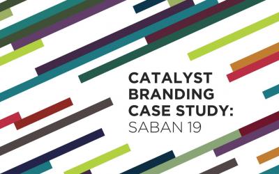 Catalyst Branding Case Study: Saban 19