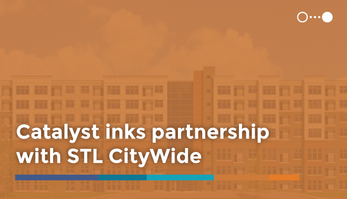 Catalyst Inks Partnership with STL CityWide's Tribeca