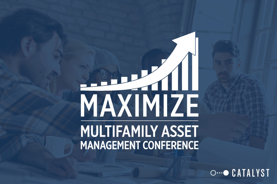 Multifamily Asset Management Conference, Maximize, Draws Top Industry Talent