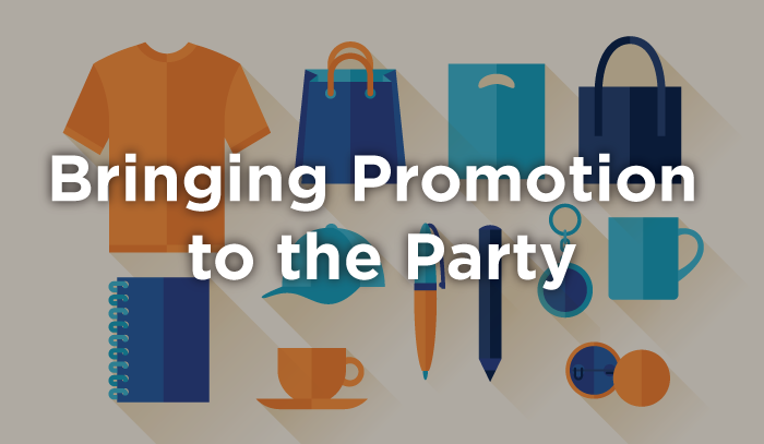Bringing Promotion to the Party