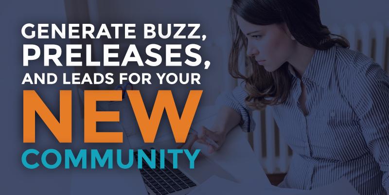 How to Start Planning the Marketing Around Your New Development