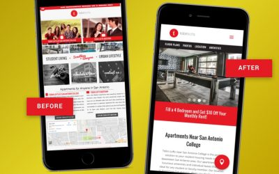 Case Study: Tobin Lofts Website Redesign