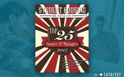 Student Housing Business Nov/Dec 2017 Issue