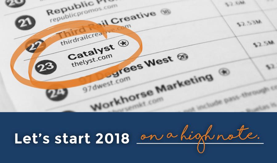 Catalyst — On the Climb