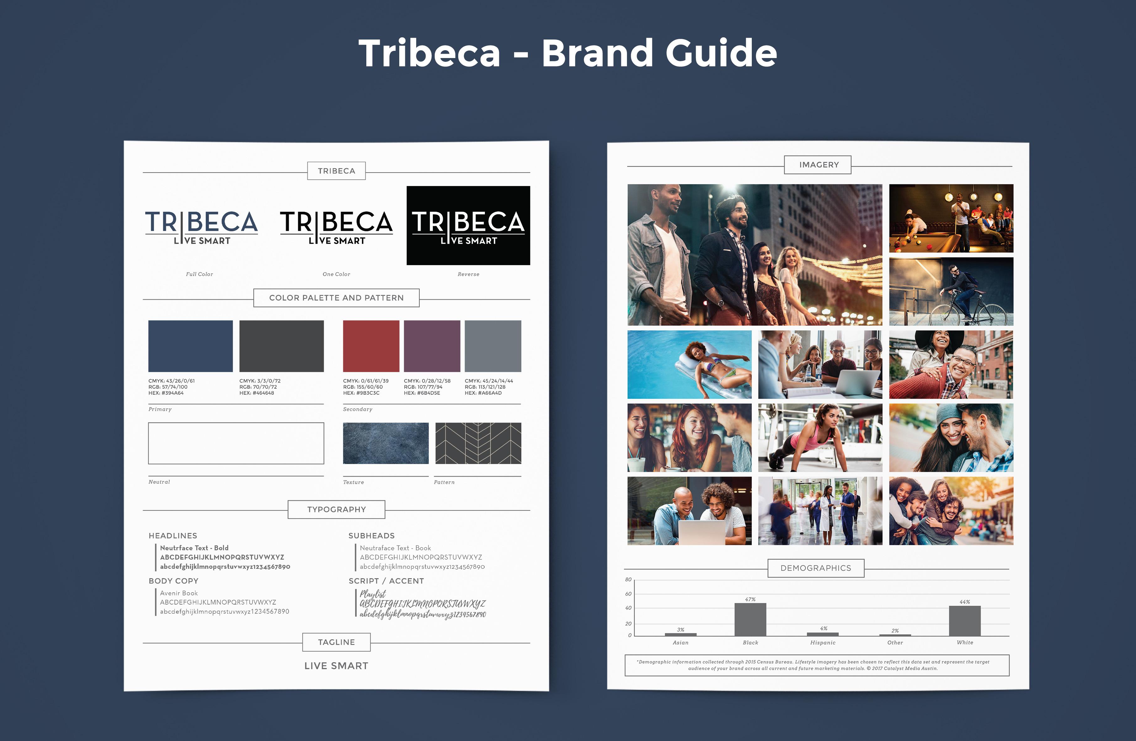 Tribeca BrandGuide