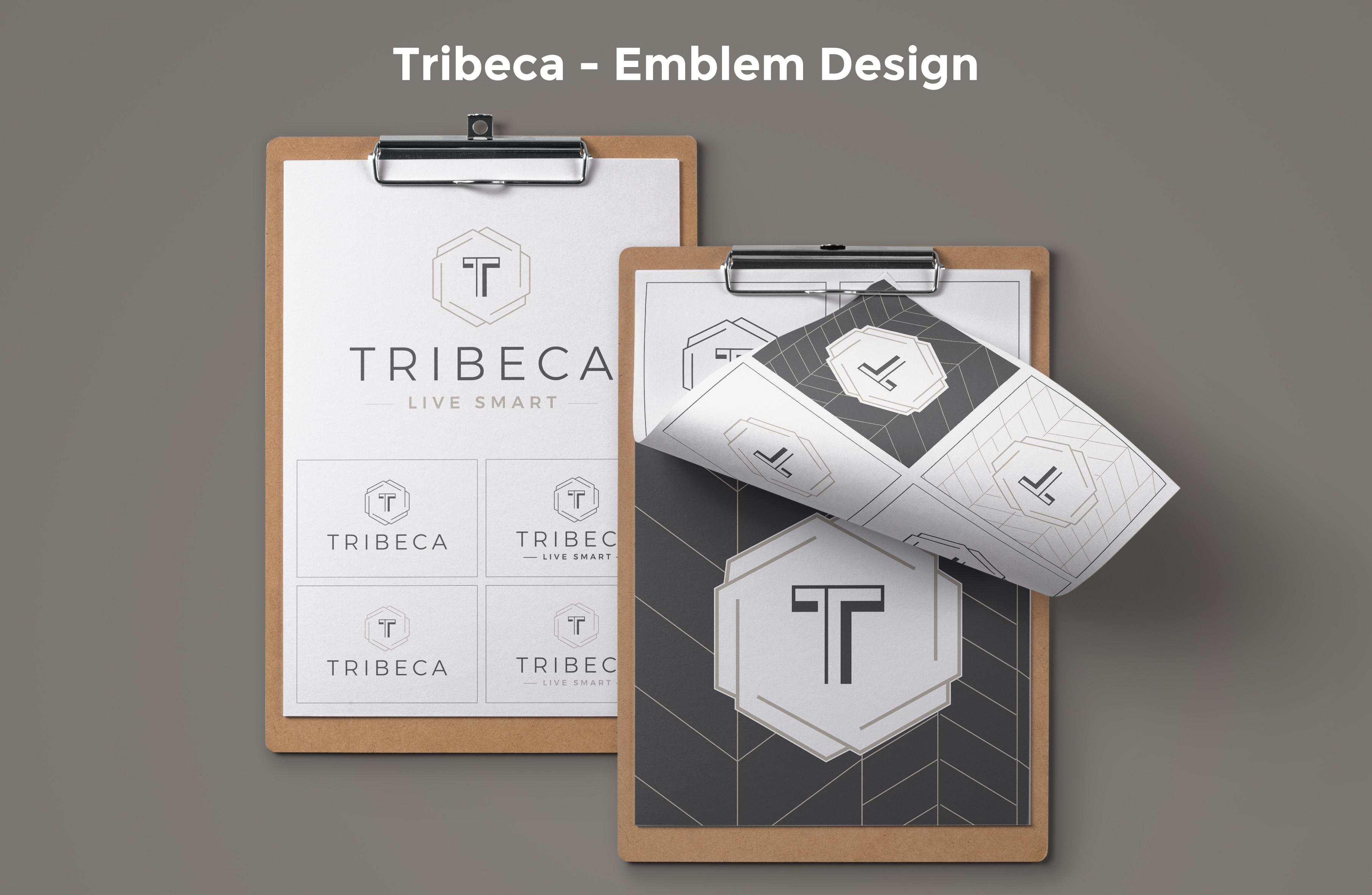 Tribeca Emblem Design