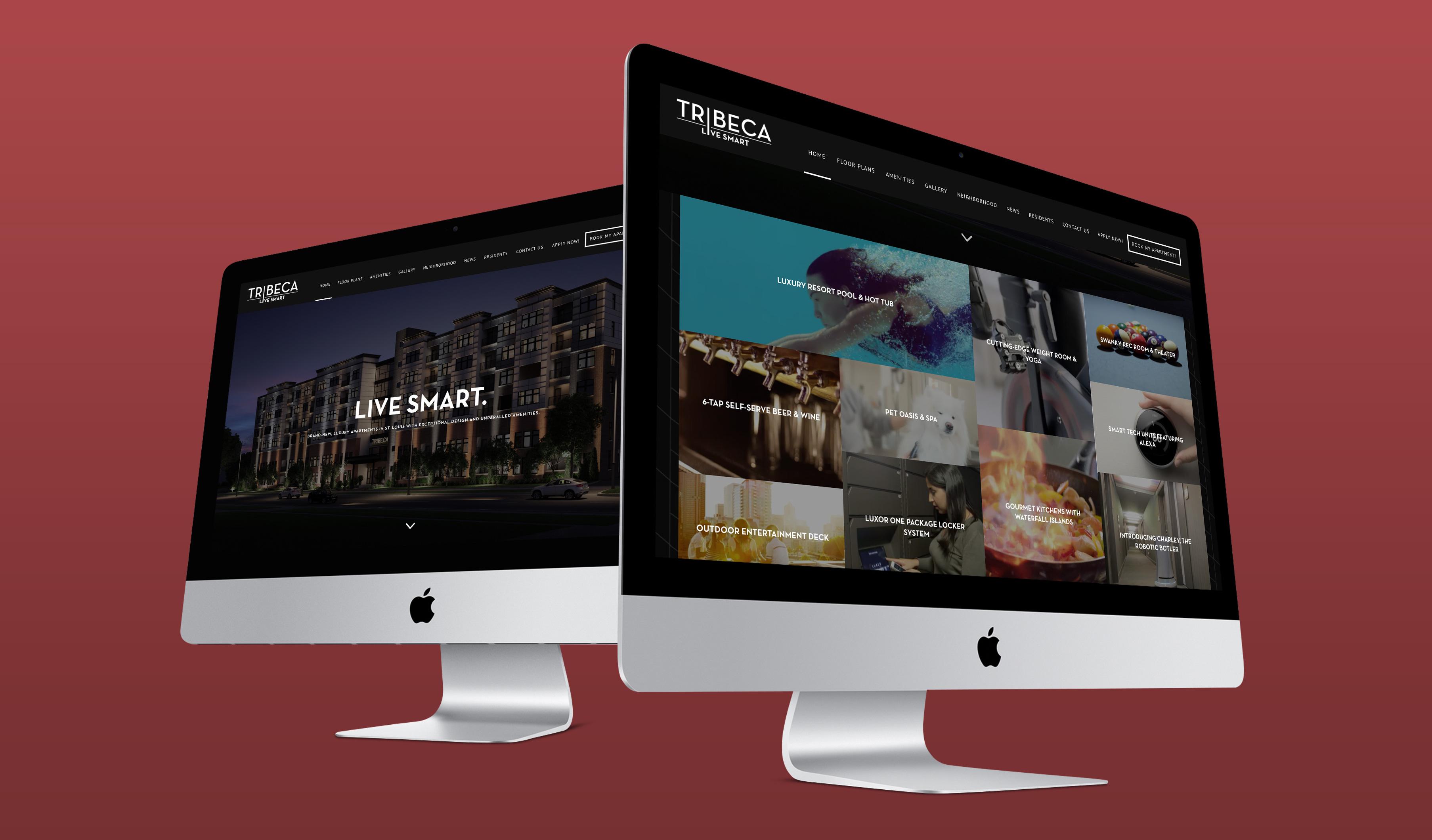 Tribeca Website