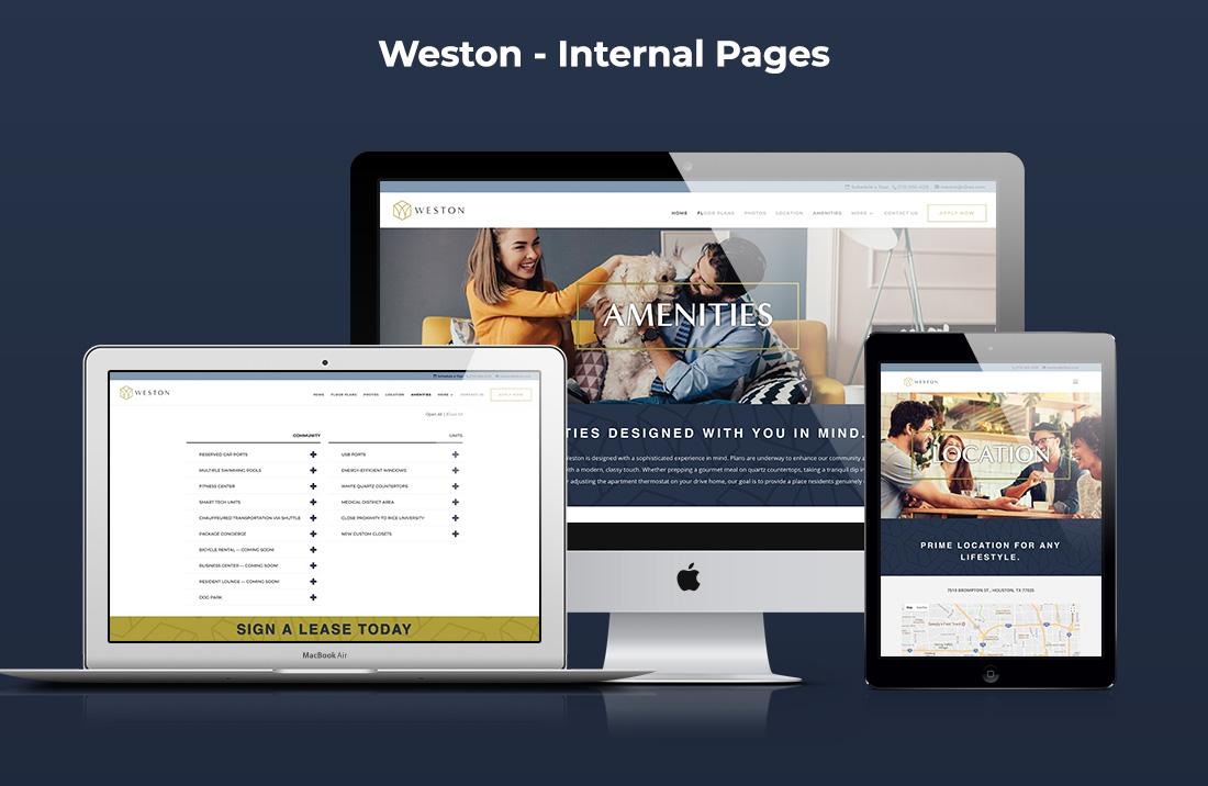 WSTN-InternalPages