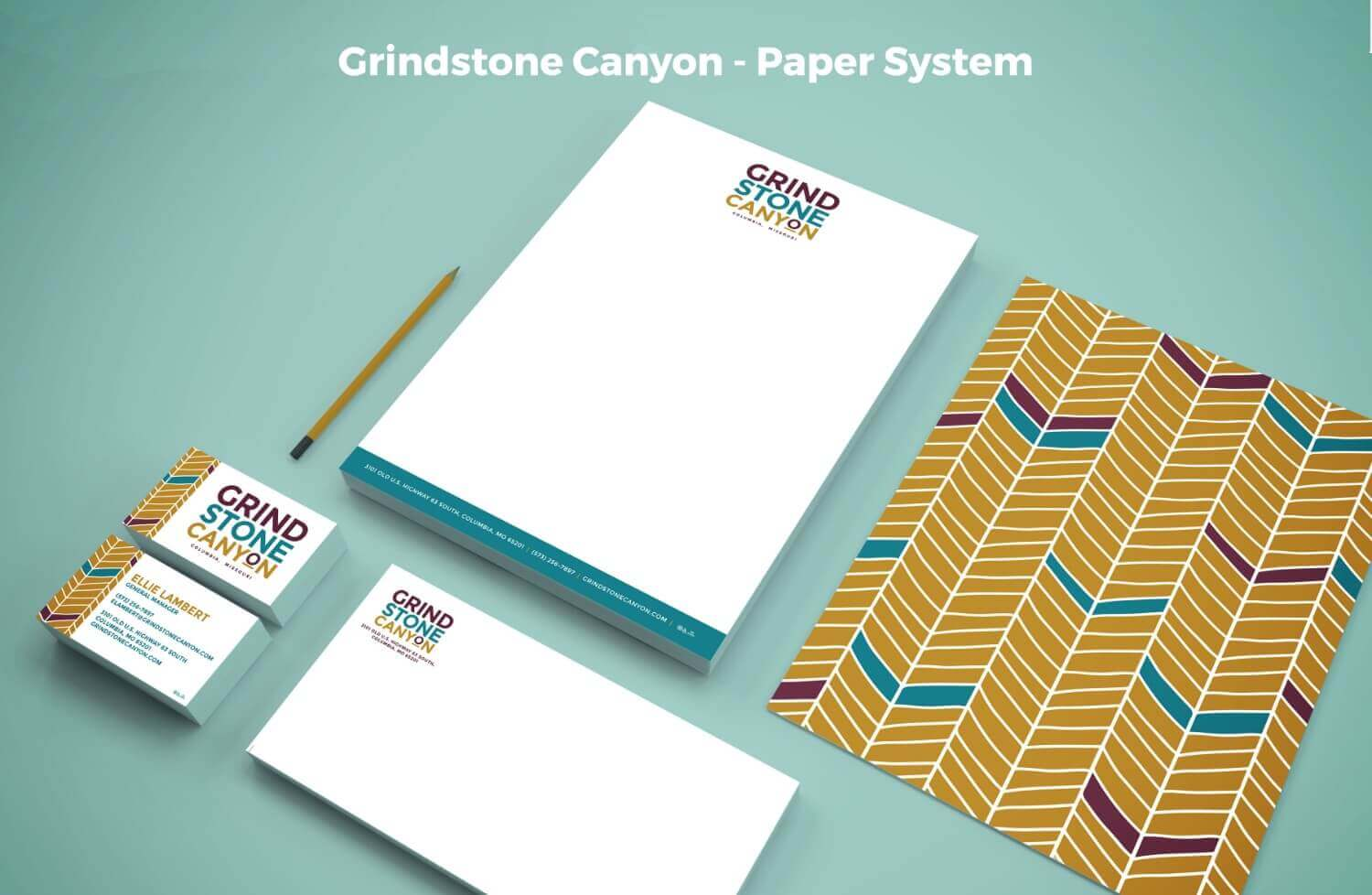 Grindstone Canyon Paper System
