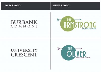 Rebrand: The Armstrong and The Oliver