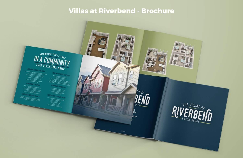 The Villas at Riverbend Brochure