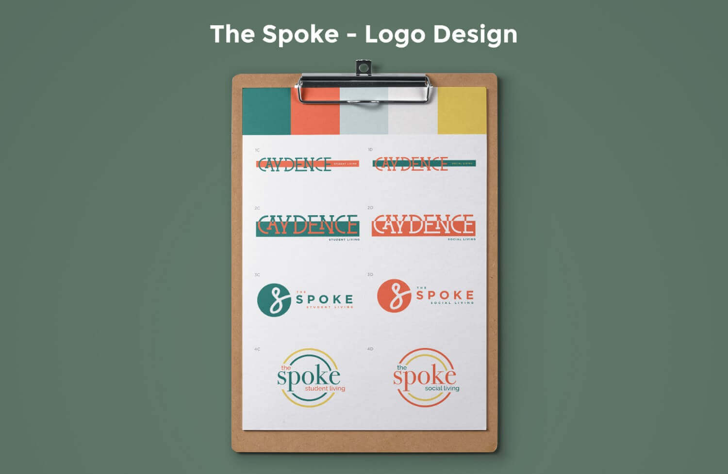 TheSpoke-LogoDesign