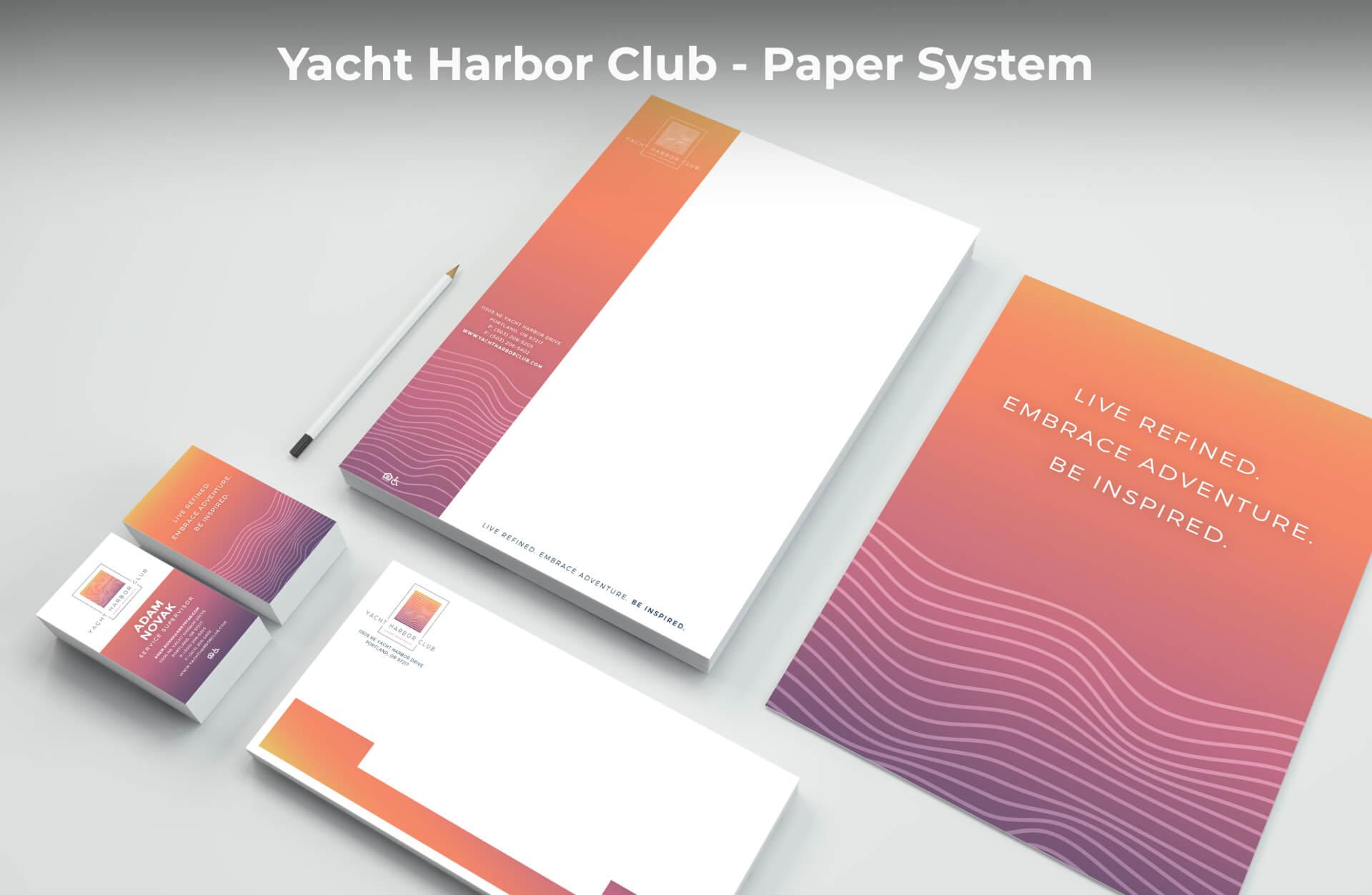 YHC Paper System