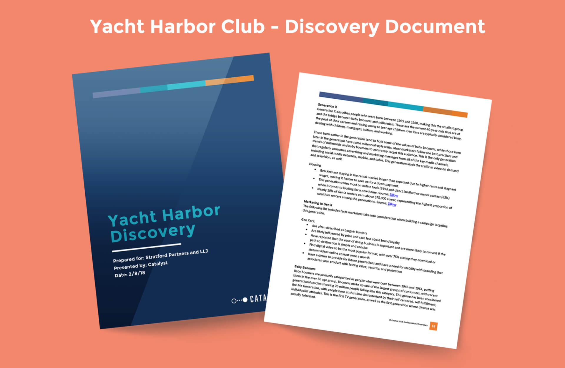 Yacht Harbor Club Discovery Document