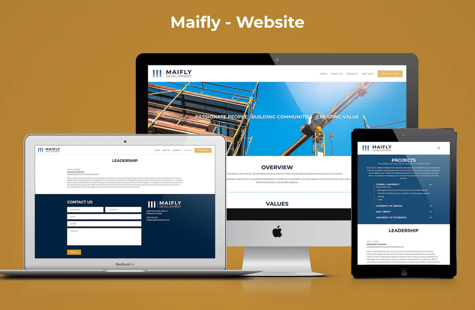 MFLY-Website