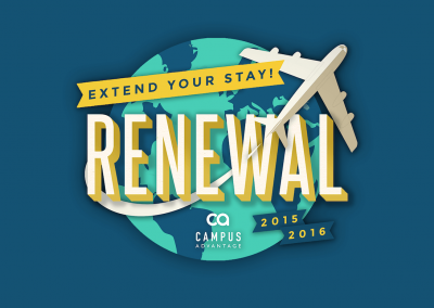 Renewal Campaign 2015