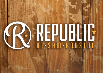 Republic at Sam Houston