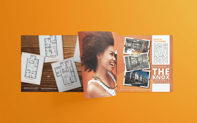 Case Study: The Knox Branding