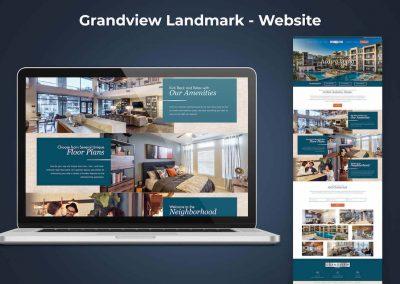 Landmark Grandview Website