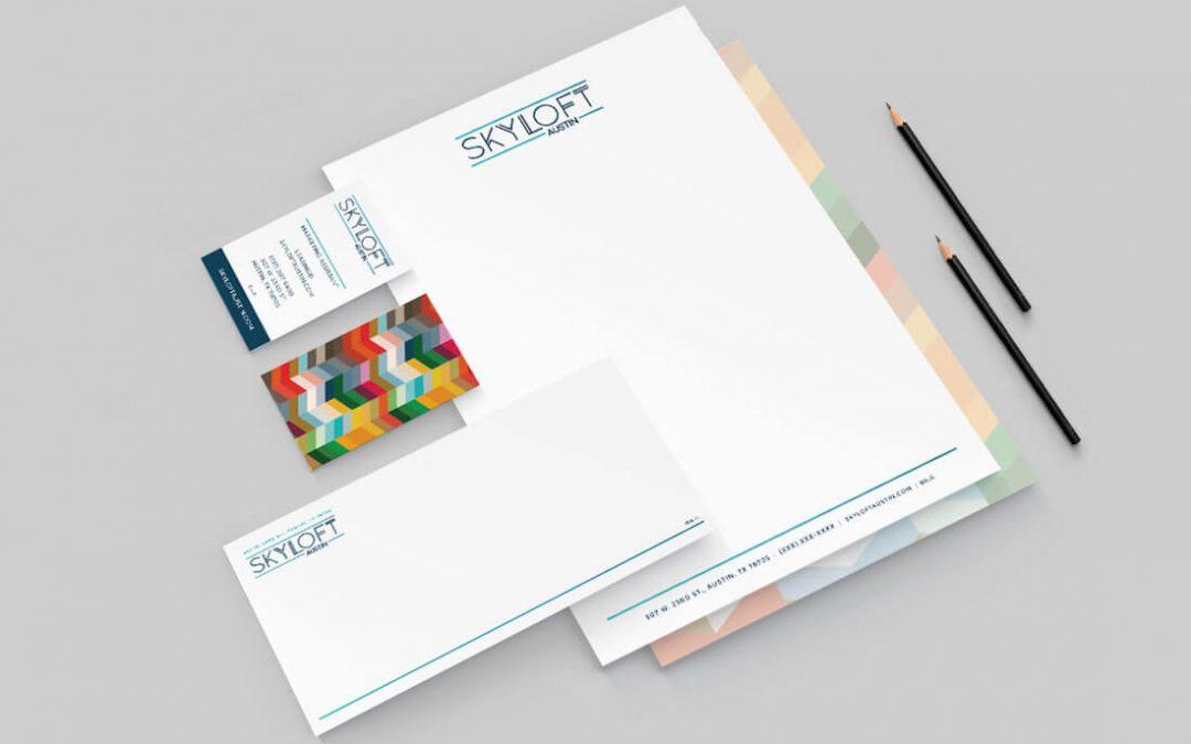 Case Study: Skyloft Branding