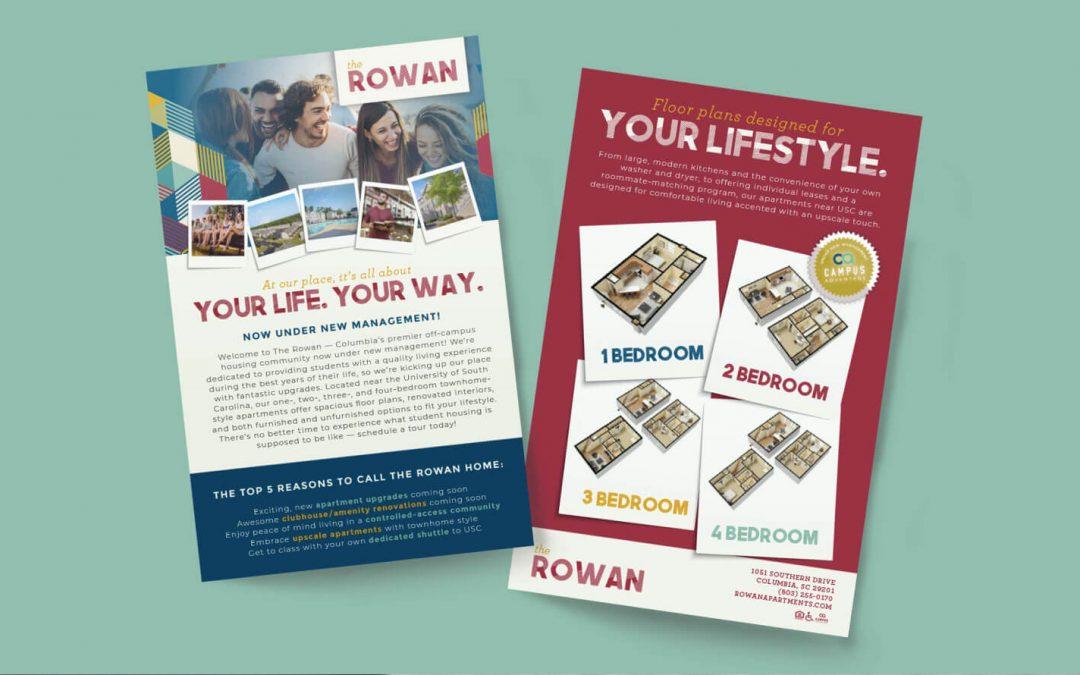 Case Study: The Rowan Rebrand