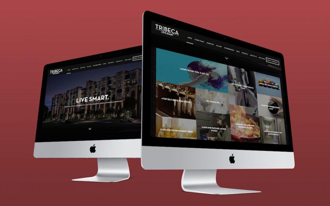 Case Study: Tribeca Website