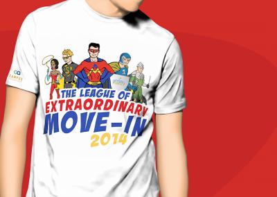 Move-In 2014 Campaign